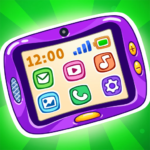 Babyphone & tablet – baby learning games, drawing  2.4.1 (crack download) APK MOD