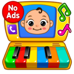 Baby Games Piano, Baby Phone, First Words  1.2.7 (crack download) APK MOD