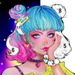 Sweet Coloring Color by Number Painting Game  1.0.31 (crack download) APK MOD