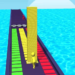 Tower Stack colors kick-Collect cubes tower run 1.0.9 (crack download) APK MOD