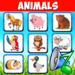 Animal sounds. Learn animals names for kids 6.6 (crack download) APK Pro