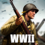Call Of Courage WW2 FPS Action Game  1.0.36 (crack download) APK MOD