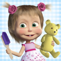 Masha and the Bear: House Cleaning Games for Girls  2.0.2 (crack download) APK MOD