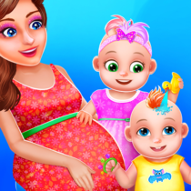 Pregnant Mommy And Twin Baby Care 0.8 (crack download) APK MOD