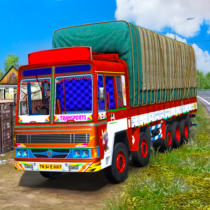 Indian Truck Simulator 2021: New Lorry Truck Games 1.6 (crack download) APK MOD
