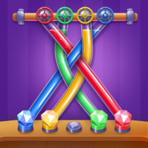 Tangle Fun 3D – Can you untie all knots? 2.8.0 (crack download) APK MOD